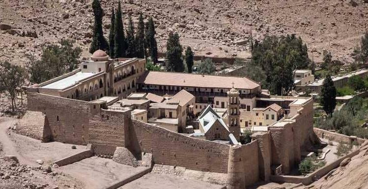 أعلنت مصر عن إطلاق اتفاق سانت كاترين للسلام العالمي