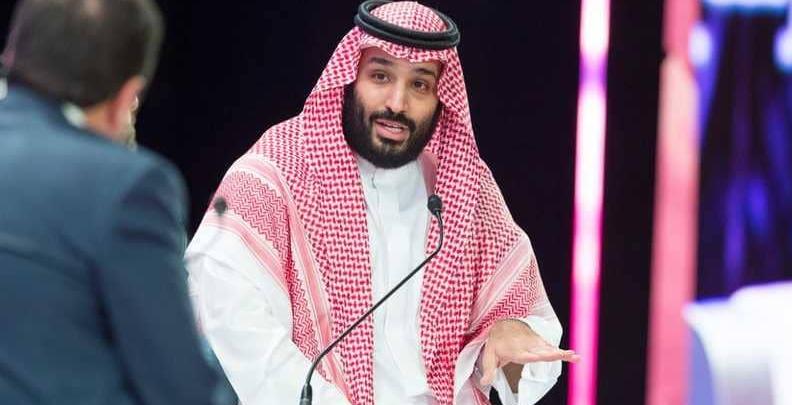 ولي العهد محمد بن سلمان يؤكد ارتفاع البورصة السعودية لعام 2018