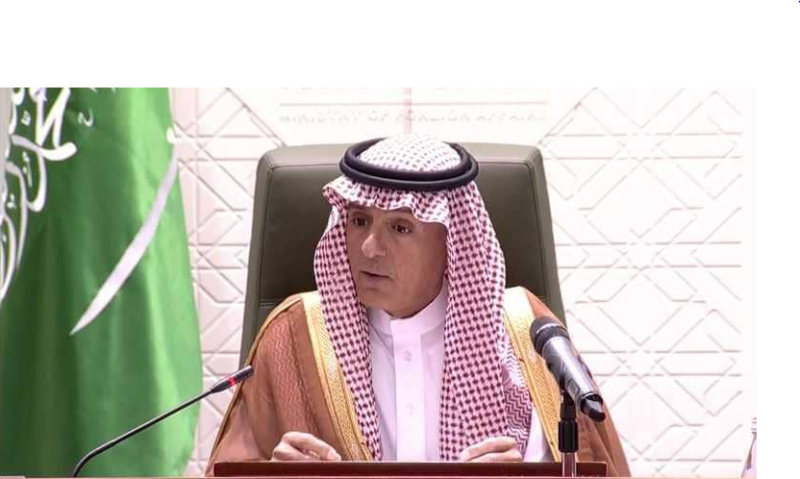 وزير الخارجية السعودي مستمرين في ملاحقة متورطين قضية خاشقجي