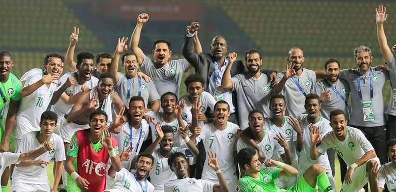 الاتحاد السعودي يعفو عن الموقوفين فرحتا بالمونديال 2019