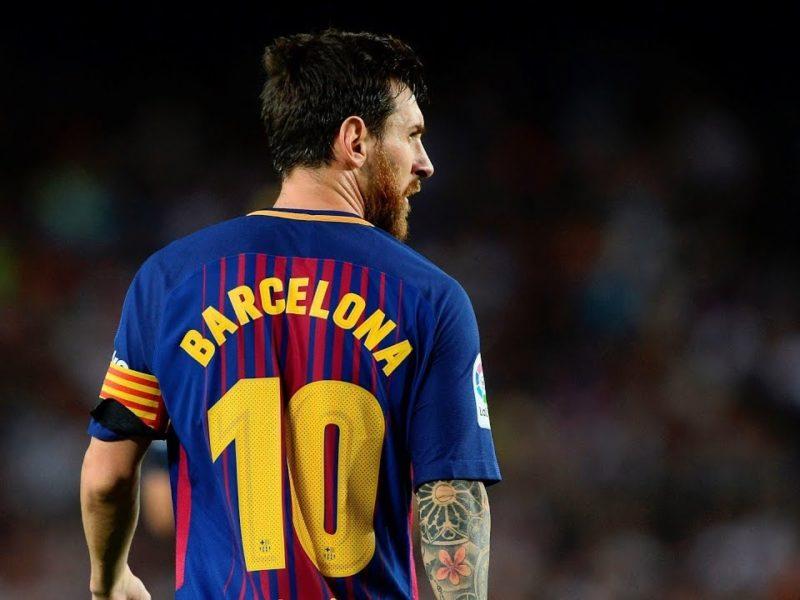 برشلونة يرد على تصريحات دييجو ماردونا حول ليونيل ميسي