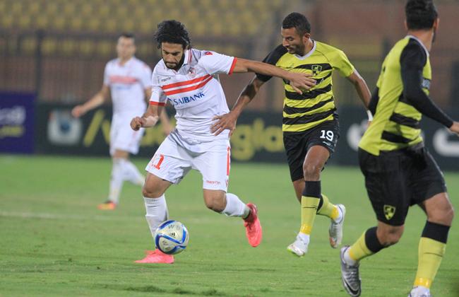 الزمالك يفوز على وادي دجلة برباعية في الدوري المصري
