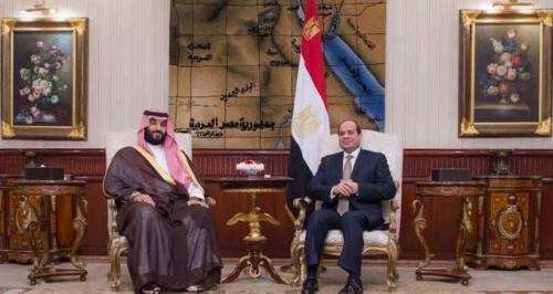 الرئيس السيسي.. يؤكد حرص مصر على أمن السعودية واستقرارها