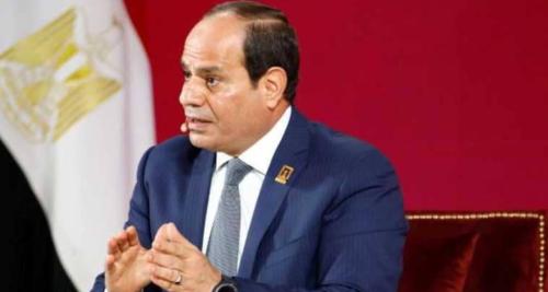 الرئيس المصري يحذر من الانتحار القومي والوقوع في كمين الفوضى