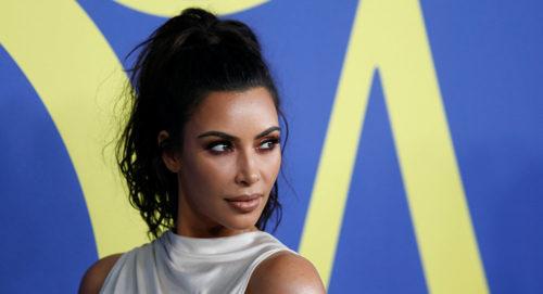 النجمة الأمريكية كيم كارداشيان تنشر صور وفيديو بجانب اتخاذ قرارها الصعب