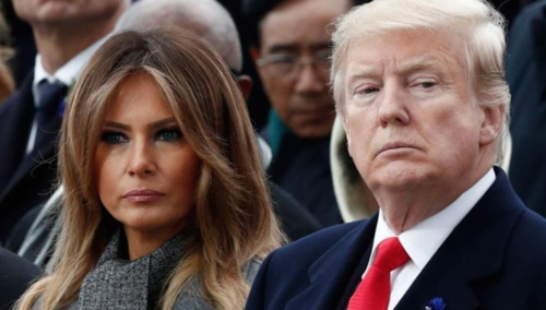 ميلانيا ترامب تطلب من زوجها إقالة احدى مستشاريه