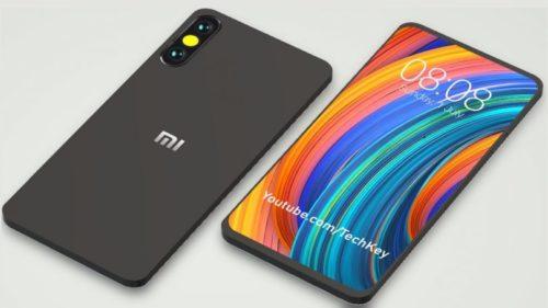 مواصفات هاتف شاومي الجديد مي ميكس 3 Xiaomi Mi Mix