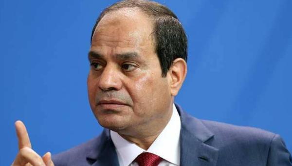 الرئيس المصري: إذا تعرض أمن الخليج للمساس سنحرك جيشنا لصد العدوان