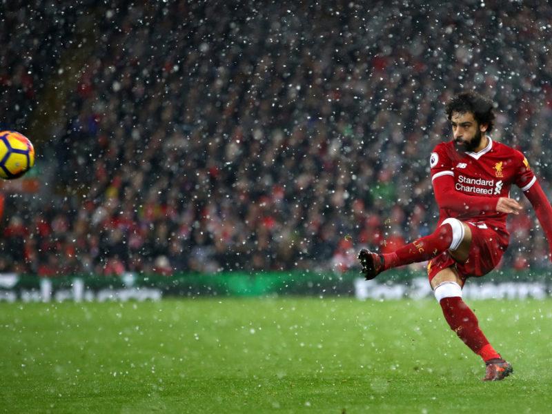 محمد صلاح يتفوق على جميع مهاجمي الدوري الإنجليزي