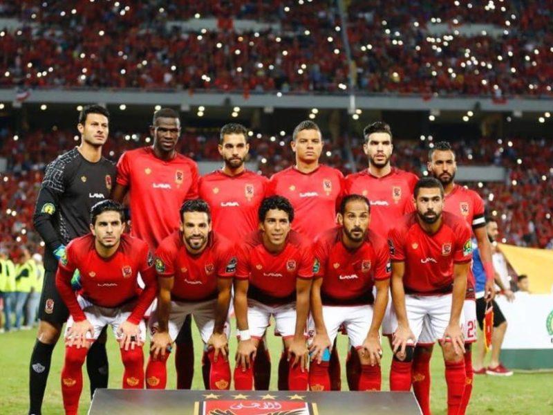 مباريات الأهلي المصري في بطولة الدوري خلال شهر ديسمبر