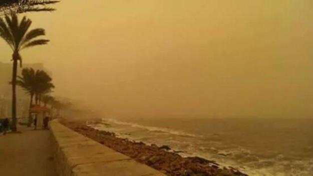 أحوال الطقس في الإسكندرية وباقي المحافظات المصرية