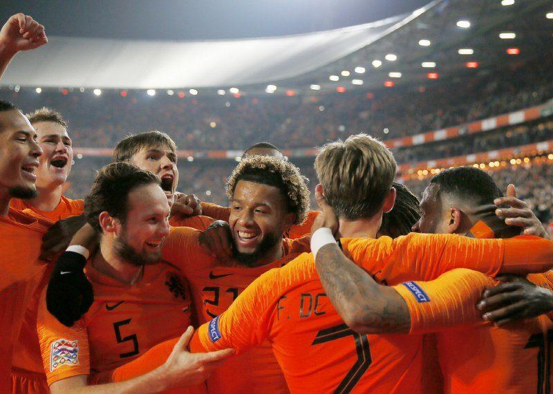 دوري الأمم الاوروبية: الطواحين الهولندية تعاقب بطل العالم