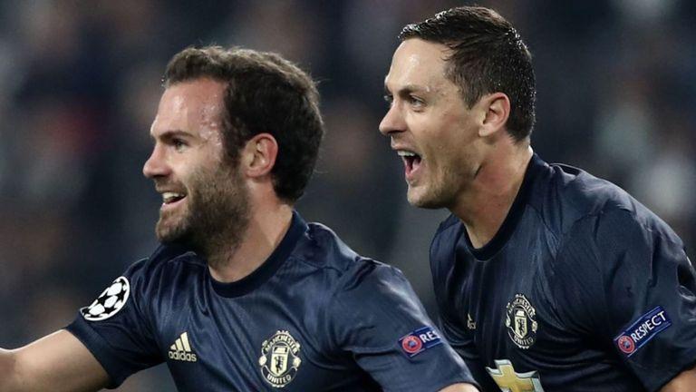 دوري أبطال أوروبا: مانشستر يونايتد يحقق ريمونتادا مثيرة أمام يوفنتوس
