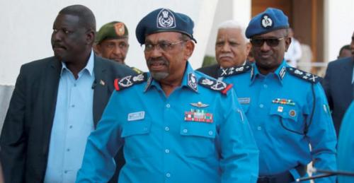رئيس السودان: للشرطة لا تستخدموا القوة المفرطة
