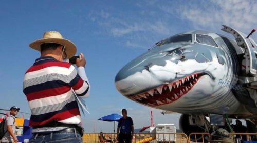 """طائرة """"القرش"""" الوحش البرازيلي بمواصفات جبارة"""
