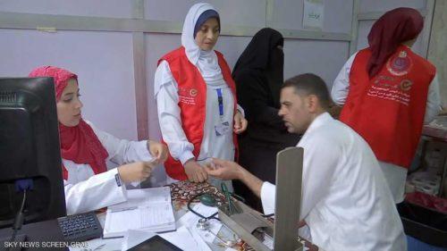 """مصر.. لأول مرة تطلق حملة القضاء على التهاب الكبد الوبائي """"سي"""""""