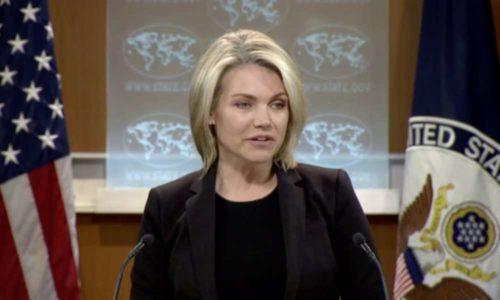 الرئيس الأمريكي: يعين صحفية سابقة سفيرة للأمم المتحدة