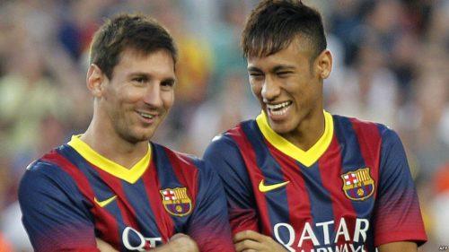 ماذا قال ميسي عن عودة نيمار لفريق برشلونة