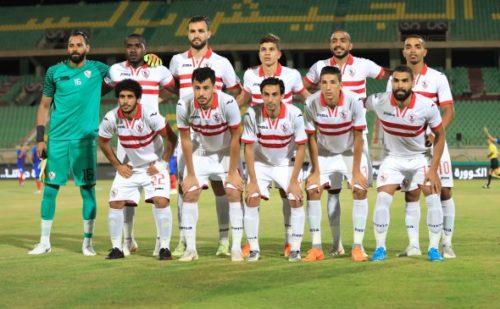 جروس يعلن قائمة الزمالك لمواجهة المصري في الدوري الممتاز