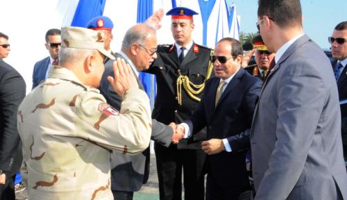 مصر تعلن عدد المشاريع التي تم إنجازها قبل 2019