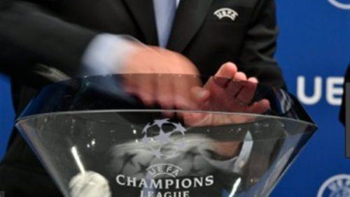 نتائج قرعة دور ثمن نهائي دوري أبطال أوروبا 2018/2019