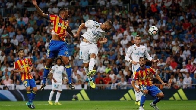 موعد مباراة ريال مدريد أمام فالنسيا, التشكيل المتوقع والقنوات الناقلة