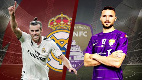 موعد مباراة العين ضد ريال مدريد القنوات الناقلة والتشكيل المتوقع