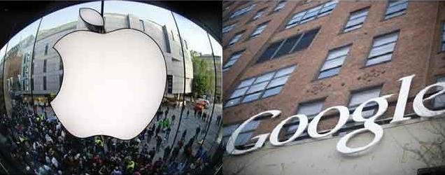 لماذا دفعت جوجل مبلغ فلكي لشركة آبل؟