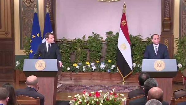 مصر تتفق مع فرنسا لمكافحة الإرهاب.. ومليار دولار للقاهرة