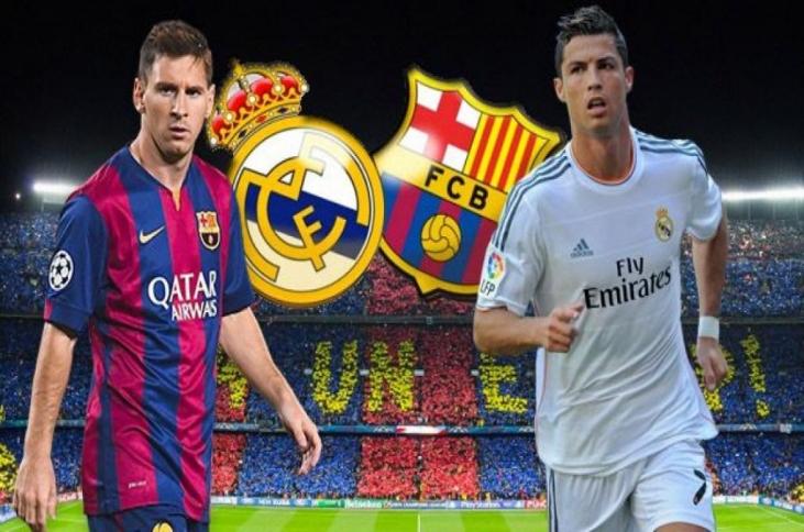 برشلونة يهزم أمام ريال مدريد في المال