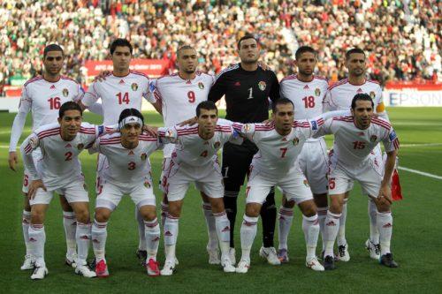 موعد مباراة الاردن ضد فلسطين القنوات الناقلة والتشكيلة المتوقعة