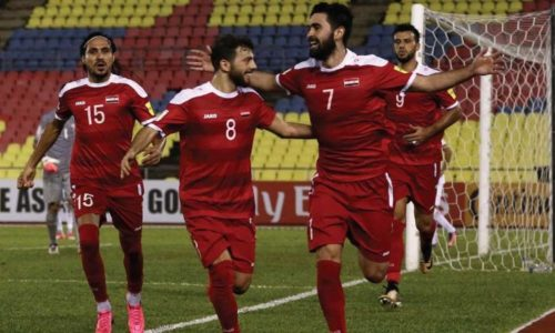 القنوات الناقلة لمباراة سوريا وفلسطين في كأس آسيا 2019