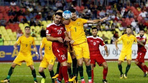 موعد مباراة سوريا ضد أستراليا القنوات الناقلة والتشكيلة المتوقعة