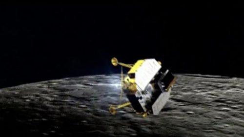 لأول مرة.. الصين تفعلها وتنجح في الهبوط على الجانب المظلم من القمر