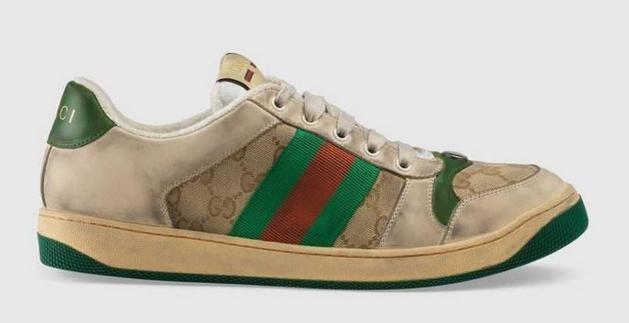 غوتشي تطلق حذاء ألوانه مثيرة للجدل بسعر يدهش المتسوقين
