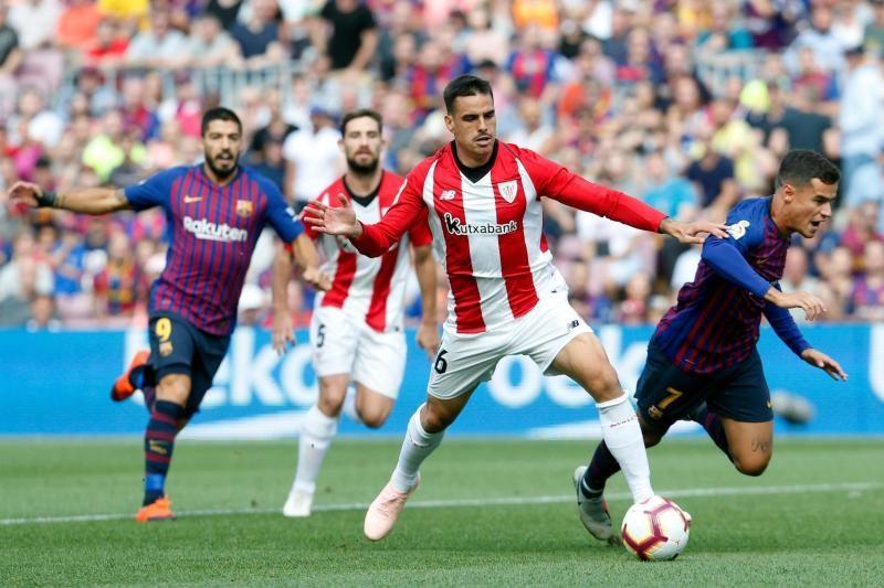 موعد مباراة برشلونة واتلتيك بلباو اليوم 10/2/2019 والقنوات الناقلة الدوري الإسباني