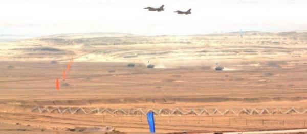 مصر.. الجيش يصد هجوم شمال سيناء