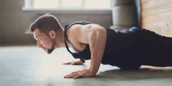 تمرين الضغط يحمي القلب من الخطر