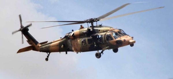 تحطم طائرة مروحية عسكرية في اسطنبول تودي بحياة 4 جنود