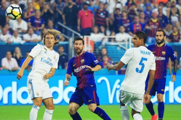 هل يواجه برشلونة ريال مدريد مرتين خلال 4 أيام