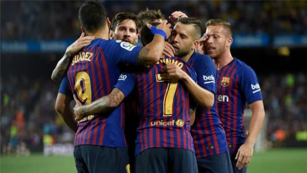 موعد مباراة برشلونة وبلد الوليد 16/2/2019 في الدوري الاسباني والقنوات الناقلة
