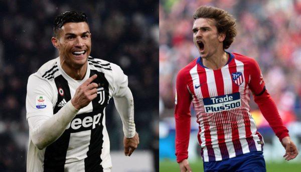 موعد مباراة يوفنتوس واتلتيكو مدريد اليوم 20-2-2019 والتشكيل المتوقع