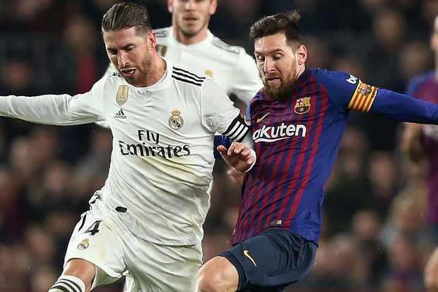 موعد مباراة الكلاسيكو القادمة بين ريال مدريد وبرشلونة في كاس ملك اسبانيا