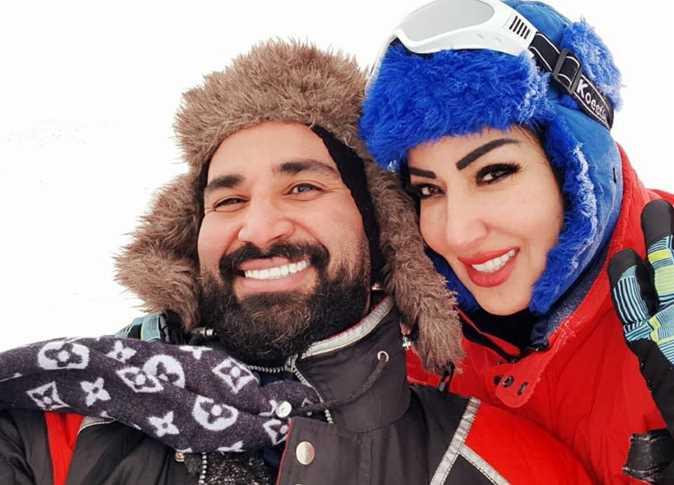 رسمياً: أحمد سعد يعلن الطلاق من سمية الخشاب