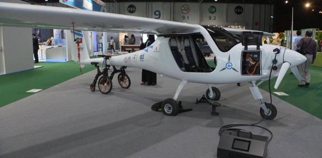 قريباً.. الطائرات الكهربائية في الإمارات للإيجار