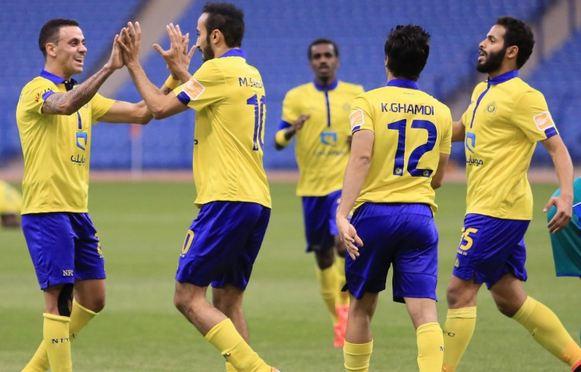 النصر يحقق فوزاً مثيراً على الاتفاق في الدوري السعودي