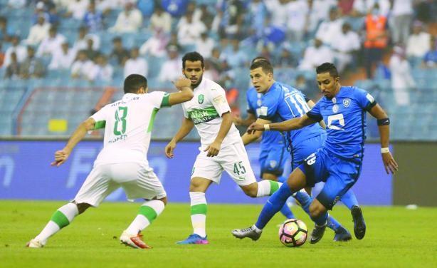 الهلال يفوز على أهلي جدة ويضع قدماً في نهائي كأس زايد للأندية الأبطال