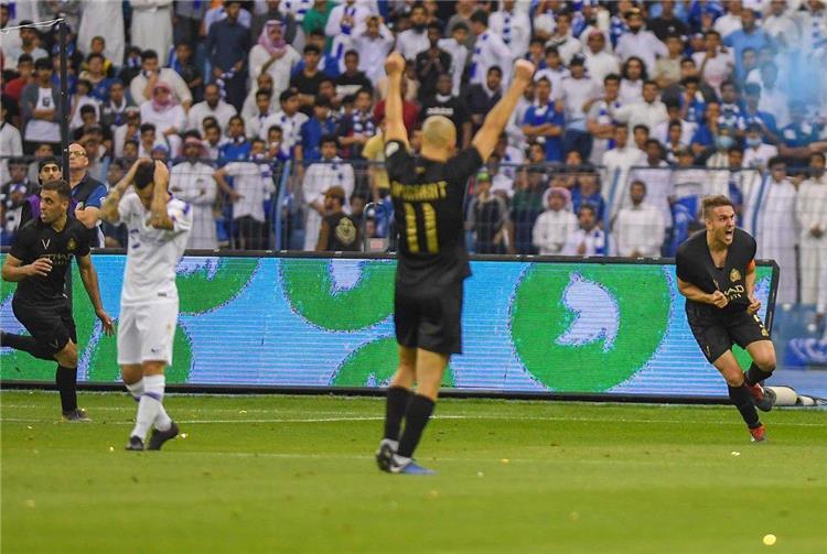 ترتيب الدوري السعودي والهدافين بعد نهاية الجولة 25.. النصر في الصدارة