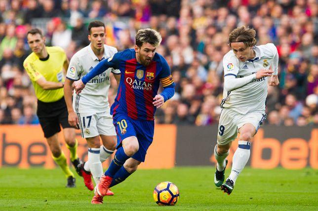 التشكيلة المتوقعة لريال مدريد وبرشلونة اليوم في كلاسيكو الدوري الإسباني
