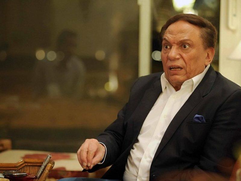 النجم المصري عادل إمام.. لن يظهر في مسلسل رمضان